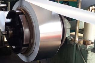 细谈:鑫发不锈钢带生产设备之<<重卷机>>