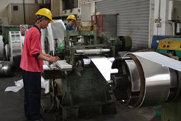 对304不锈钢带性能影响的各种元素