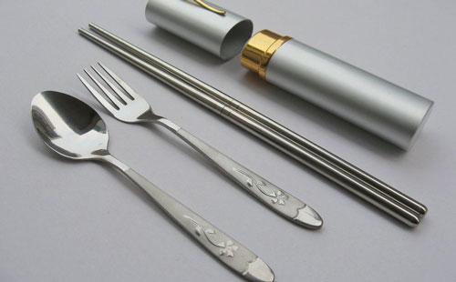 环保不锈钢餐具