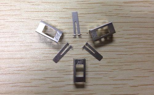 电子连接器支架不锈钢带