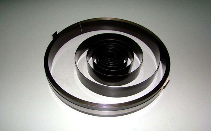弹簧钢簧片脆性及热处理裂纹缺陷的控制措施